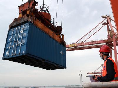国家外汇管理局:4月中国货物贸易顺差3509亿元