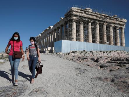 希腊公布首批获准入境游客来源国名单,包含中国在内共29个国家