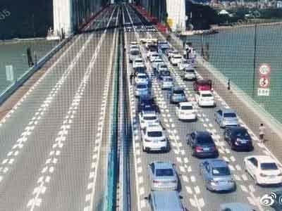 虎门大桥发生异常抖动现已封闭,专家回应来了