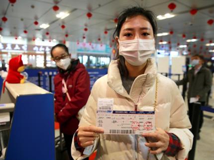 """北京刚""""降级"""",武汉-北京机票搜索量暴涨9倍"""