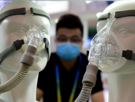 今年上半年医疗器械类投诉同比上涨约40倍