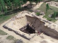 日本大阪挖出超1500具人骨遗骸 附近或为百年前平民墓地