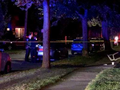 美国凌晨发生大规模枪击案!16人中枪2人死亡
