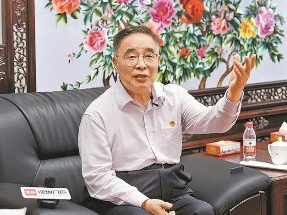 """""""人民英雄""""張伯禮:寄望深圳慎終如始防控疫情"""