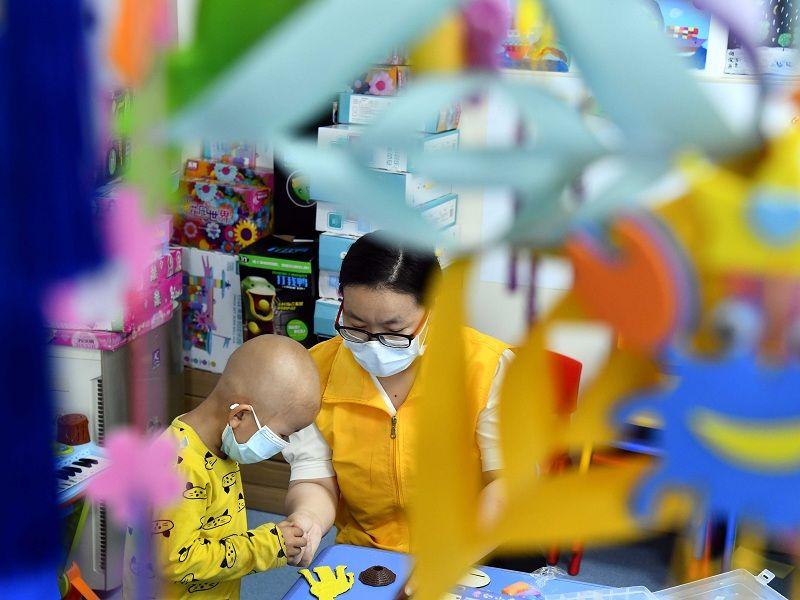 國家兒童醫學中心:我國已有372家兒童腫瘤監測點