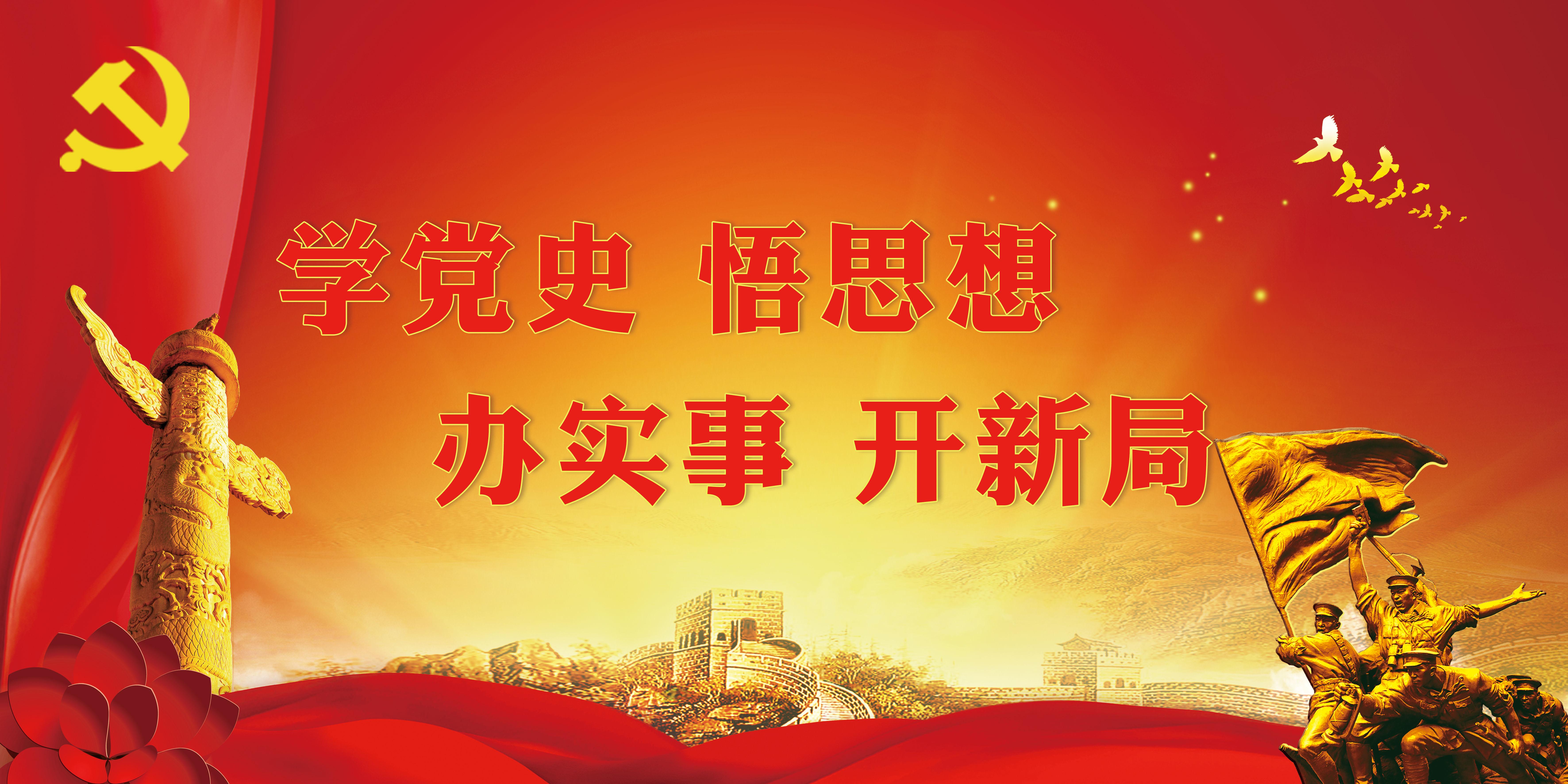 专题:党学党史 悟思想 办实事 开新局