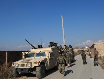 美國高官:拜登決定駐阿富汗美軍將于9月11日前撤出