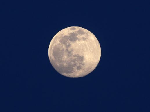 """5月天宇:""""月全食""""喜逢""""超級月亮"""",水星金星上演""""星星相吸"""""""