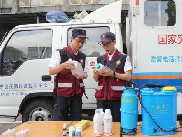 广东灾害多发易发 卫生专家支招避险自救能力