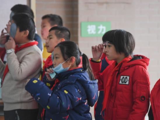 中國近視患者人數達6億!你的視力達標嗎?